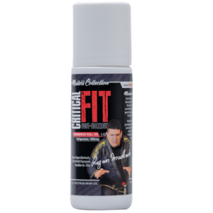 Critical Fit CBD Masters collection Roll On